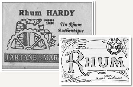 Rhum Hardy, Un Rhum Authentique - Tartane, Martinique